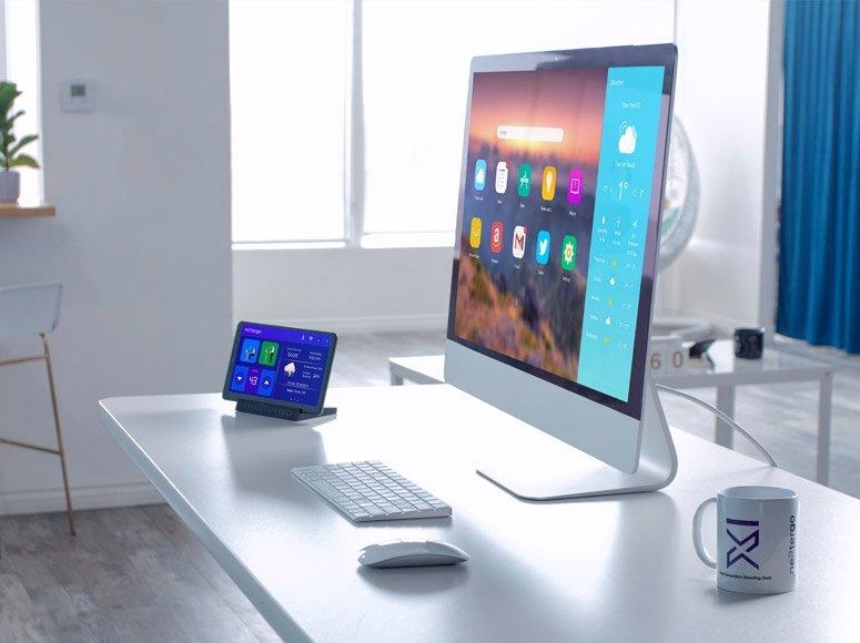 Nextergo - Smart Desk
